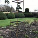 Joel Tarr plant supports